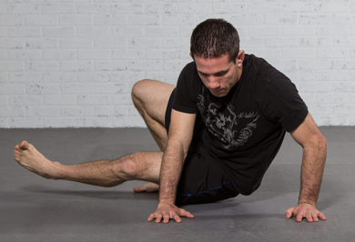 Try This Jiu Jitsu-inspired Workout