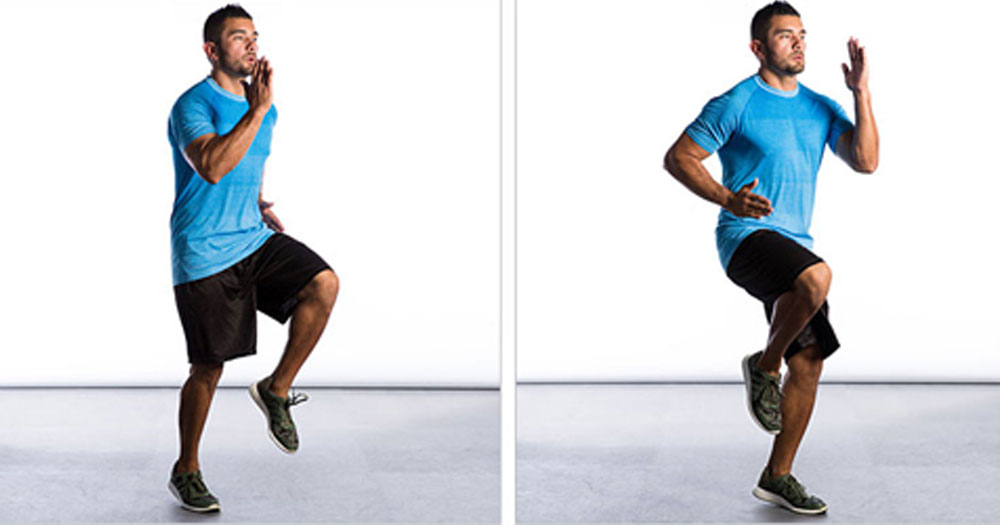Boost Your Metabolism With This HIIT Circuit