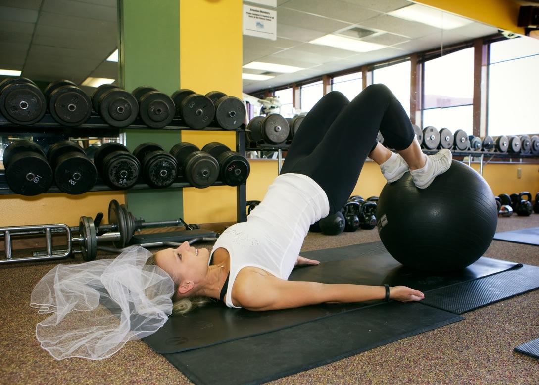 Lower-body Wedding Workout | Shana Verstegen | Expert Articles | 5/30/2014
