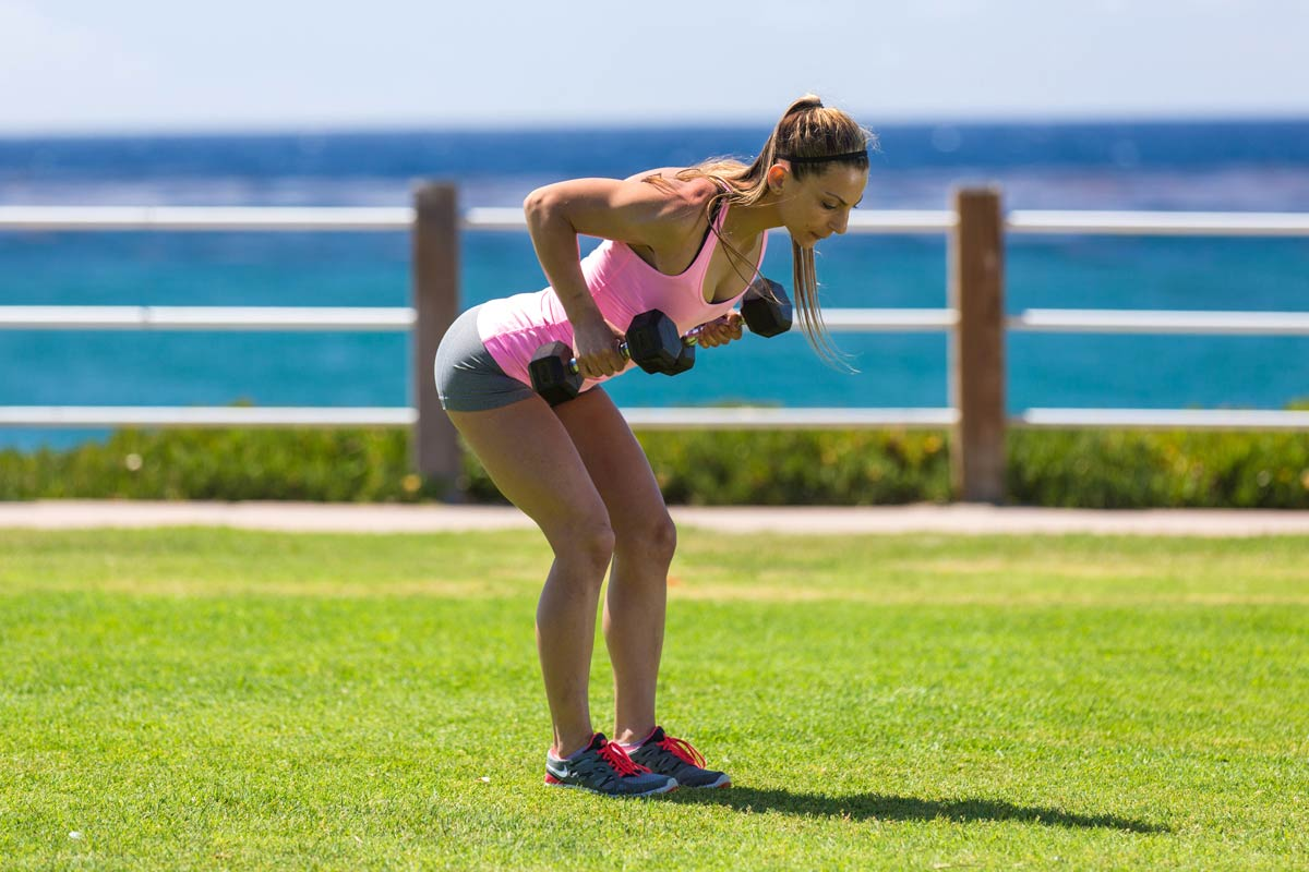 Summer Boot Camp: Arms Workout | Stephanie Thielen | Expert Articles | 6/9/2014