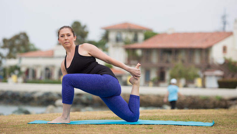 9 Progressed Yoga Hip Opener Postures