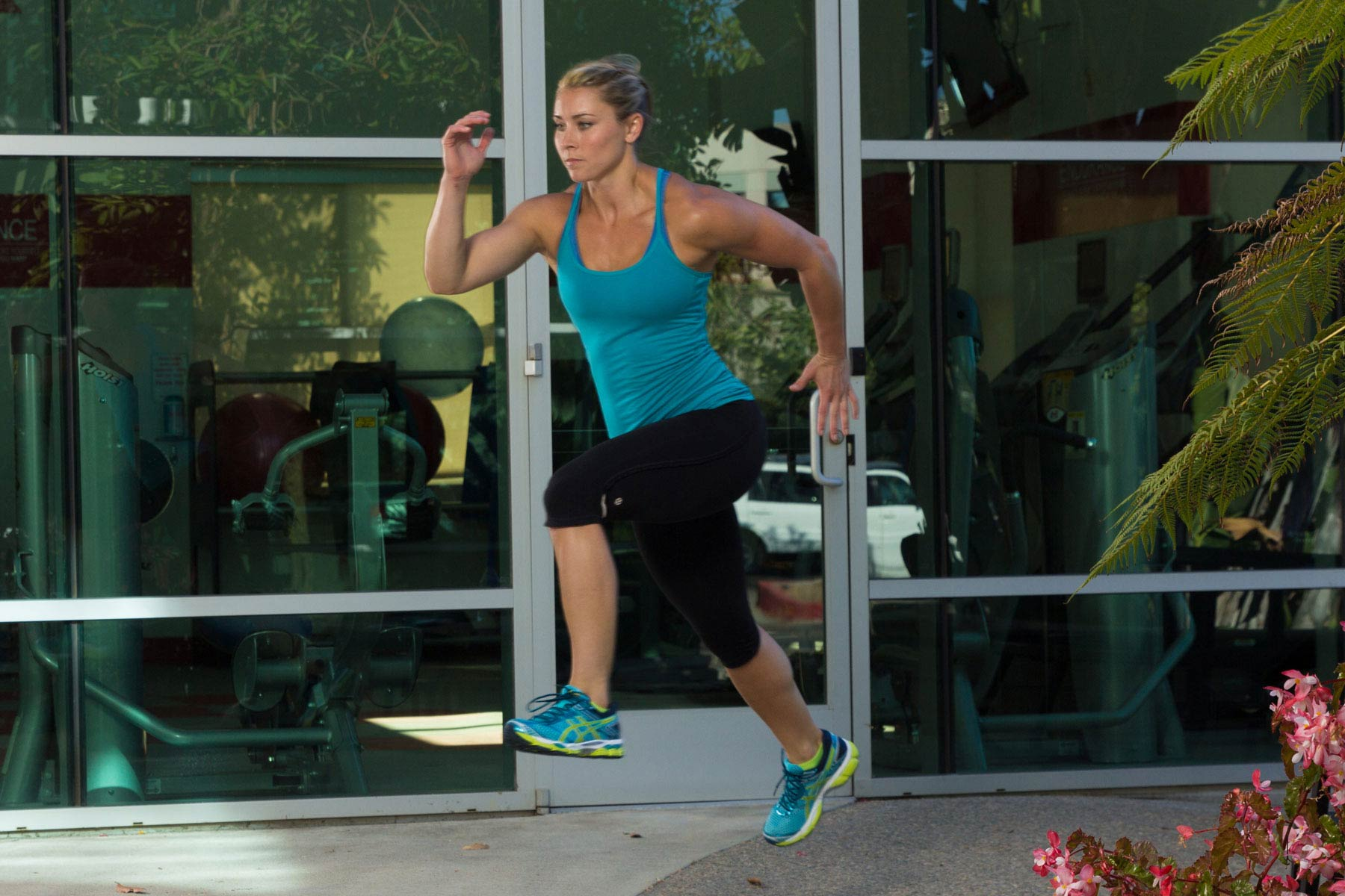 Total-body Plyometrics Workout