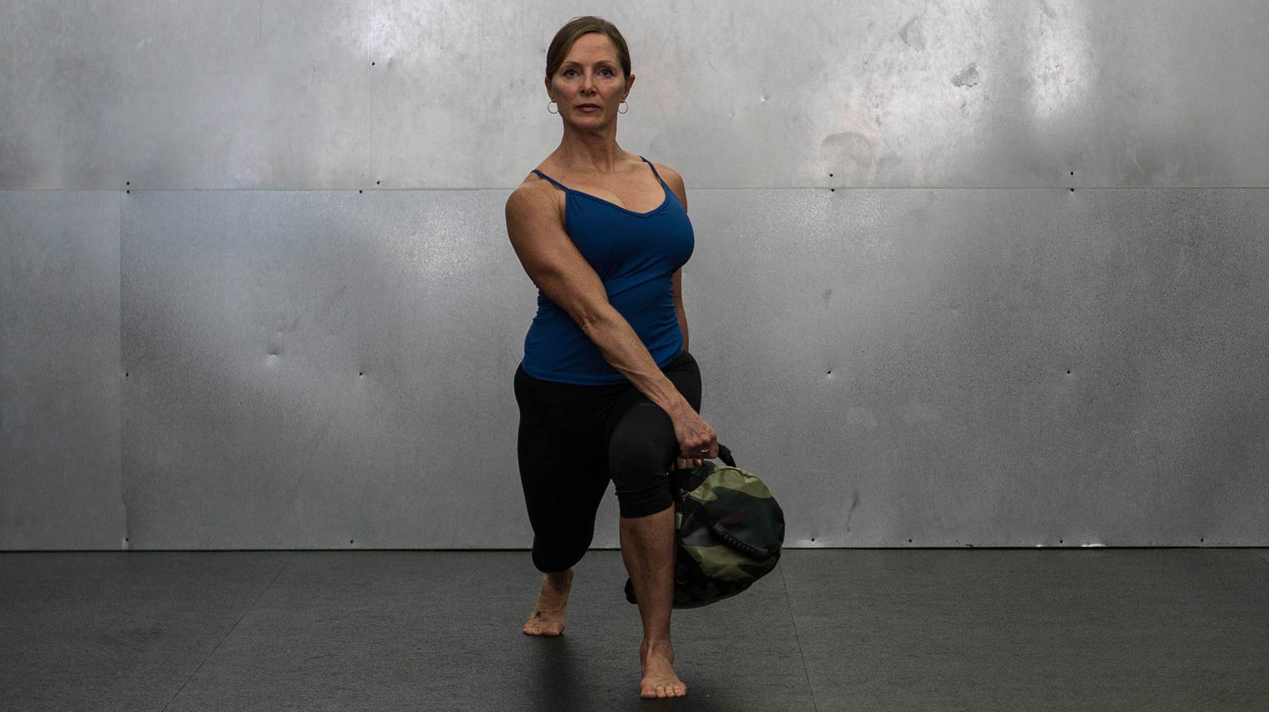30-minute Ultimate Sandbag Workout