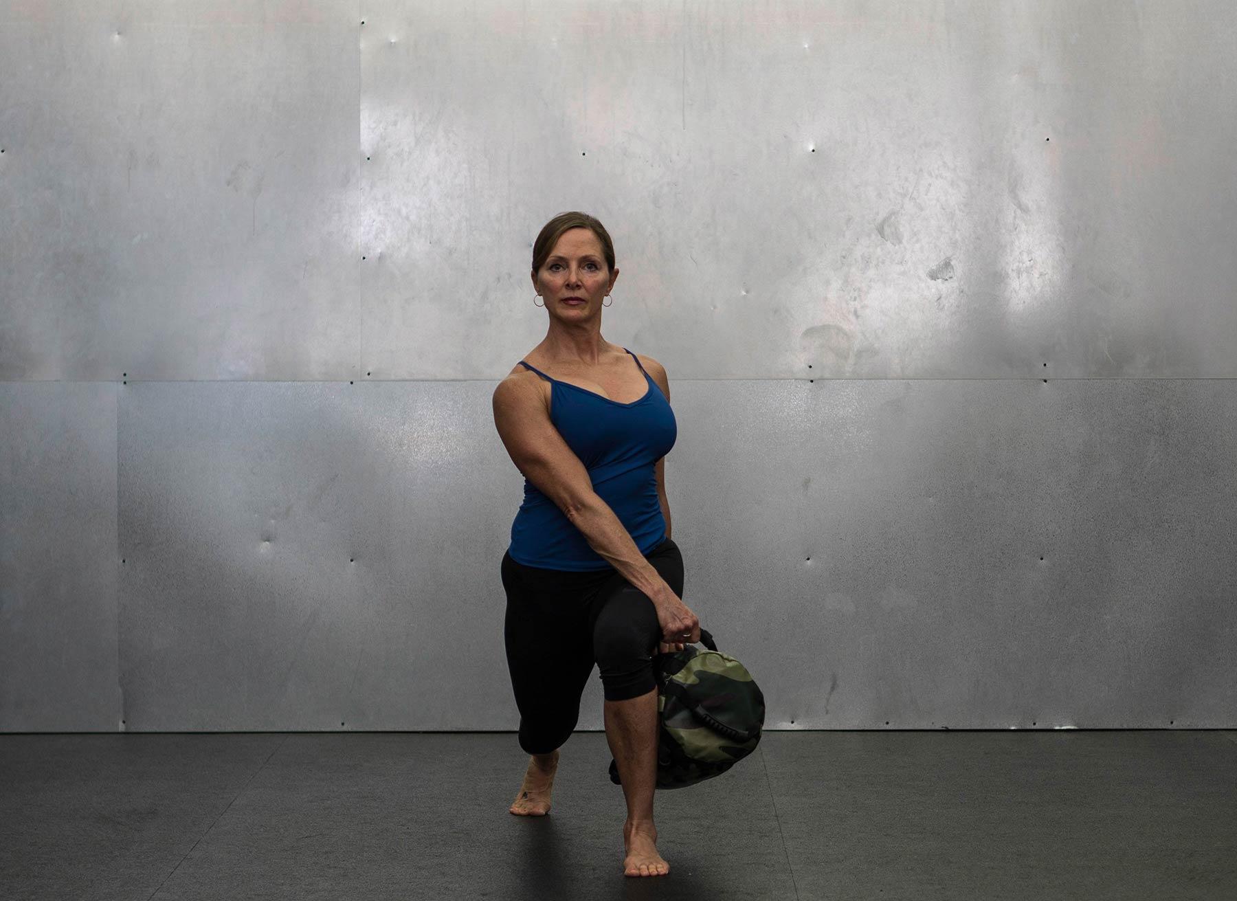 30-minute Ultimate Sandbag Workout