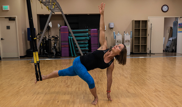 Improve Your Strength and Mobility With These TRX Moves