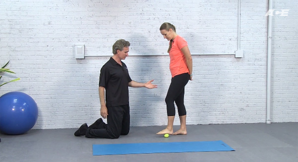 How to Relieve Foot Pain Using Myofascial Release