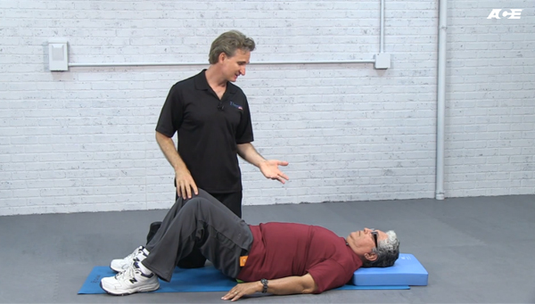 Myofascial Release for Low Back Pain