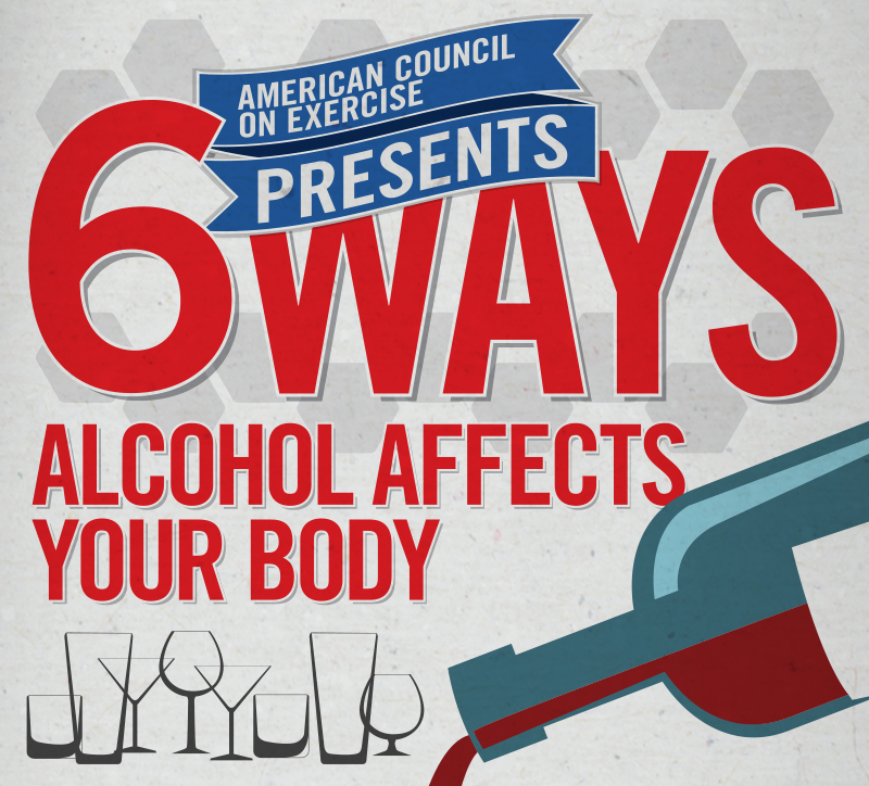 6 Ways Alcohol Affects Your Body