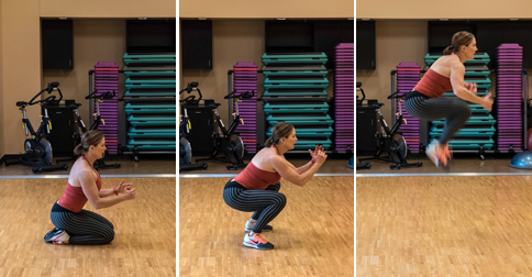 Amp Up Your Workout with These Metabolic Drills
