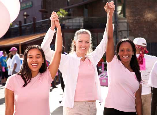 Personal trainer breast cancer survivor certification