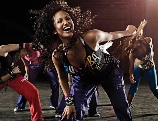 Zumba, Anyone? Go for the Gold!