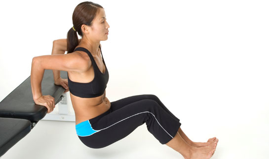 Tricep Dips Exercise Are Dips Dangerous Causing Too Much Stress