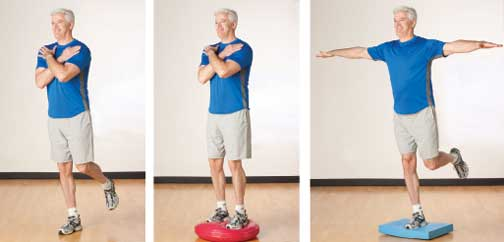Designing Balance Exercise Programs for Older Adults