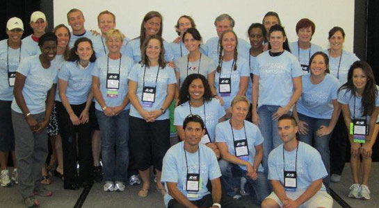 ACE Fitness Symposium Volunteers