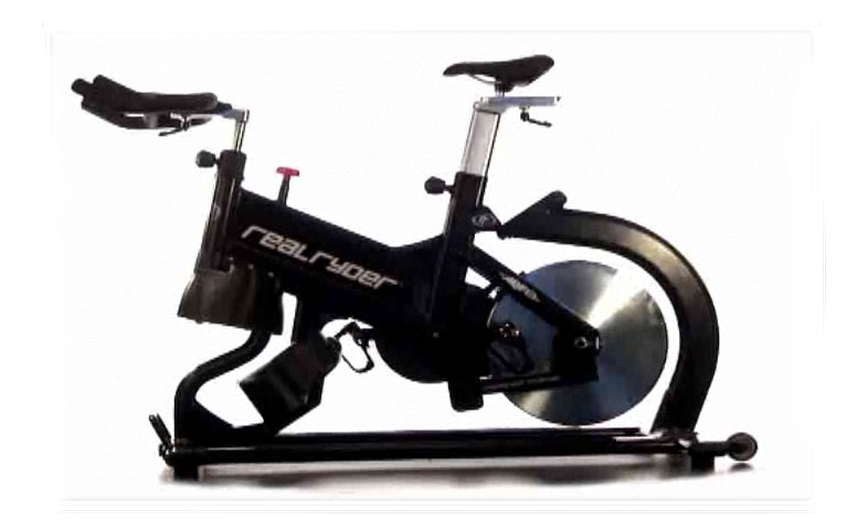 Realryder taking the training wheels off indoor cycling for Indoor cycle design