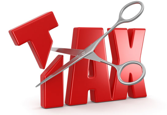 tax write offs for donations