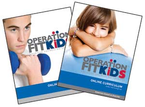 Operation FitKids™ – Free Curriculum for Trainers, Teachers and Parents