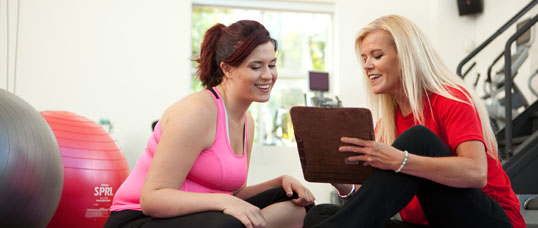 Study Shows Health Coaches Effective In Helping People Lose Weight