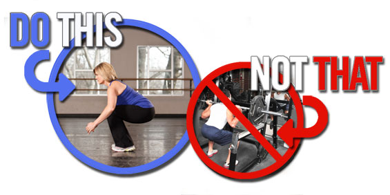 ACE Fit | Fit Life | Is Your Exercise Selection Helping or ...
