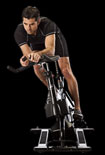 RealRyder: Taking the Training Wheels Off Indoor Cycling