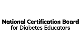NCBDE - National Certification Board for Diabetes Educators