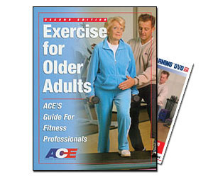 exercise for older adult aces guide for fitness professional