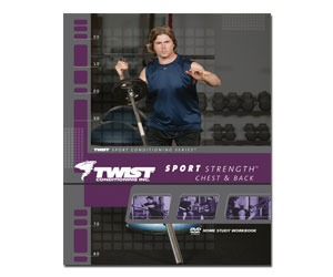 Level 1: Twist Sport Performance Essentials: Sport Strength Chest and Back