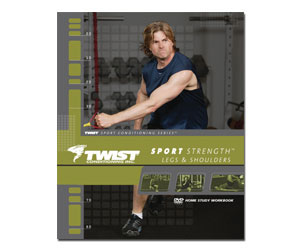 Level 1: Twist Sport Performance Essentials: Sport Strength Legs and Shoulders