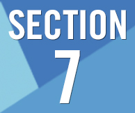 SECTION 7: PRACTICAL SKILLS EXPERIENCE