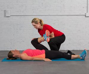 Biomechanics of Assisted Stretching