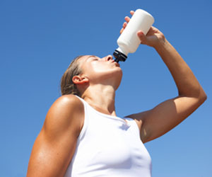 Combatting Heat Stress Through Hydration
