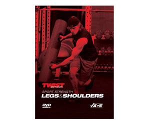 Level 1: Twist Sports Performance Essentials: Sport Strength Legs and Shoulders