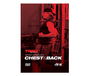 Level 1: Twist Sports Performance Essentials: Sport Strength Chest and Back