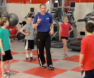 ACE Youth Fitness Course