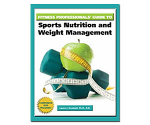 Fitness Professionals' Guide to Sports Nutrition and Weight Management