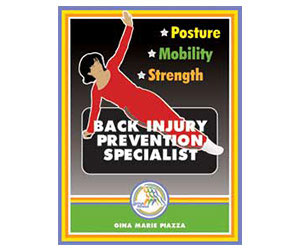Back Injury Prevention Specialist