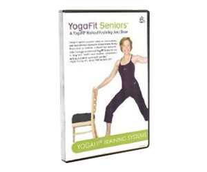 YogaFit Seniors Homestudy Course