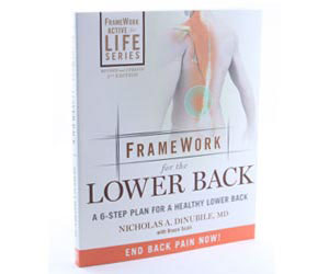 Framework for the Lower Back: A 6-Step Plan for a Healthy Lower Back 2nd Edition