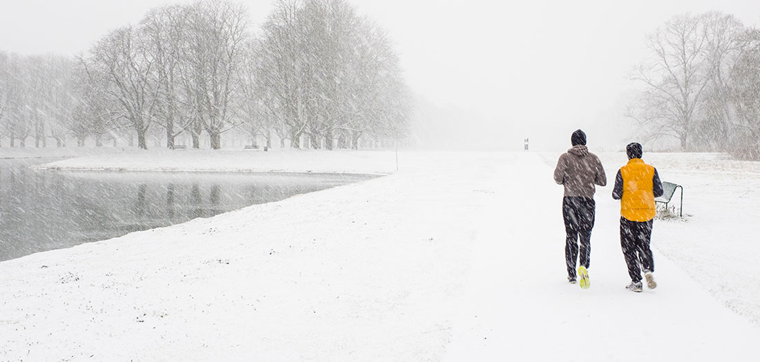 Special Considerations for Training in Cold Weather