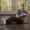 Seated Medicine Ball Trunk Rotations