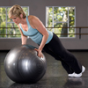 Stability Ball Push-Up
