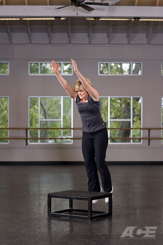 ace fit butt and hip exercises box jumps. Black Bedroom Furniture Sets. Home Design Ideas