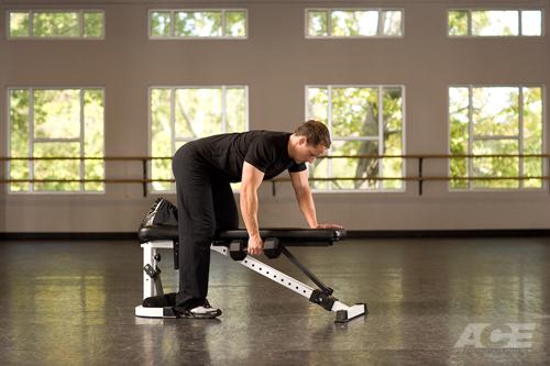 Back Exercises | Single-arm Row