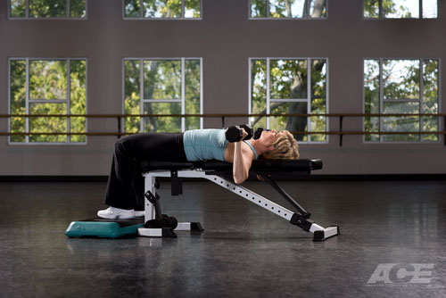 Arm Exercises | Chest Press