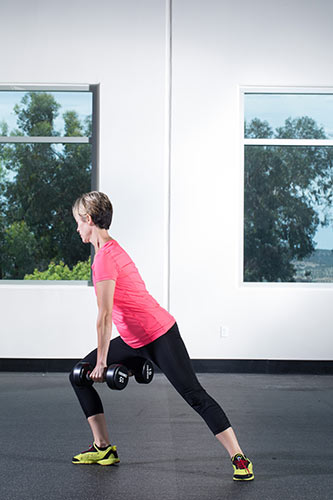 ACE Fit   Search Results   Transverse Lunge