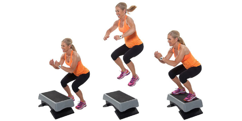 Box Or Step Jumps