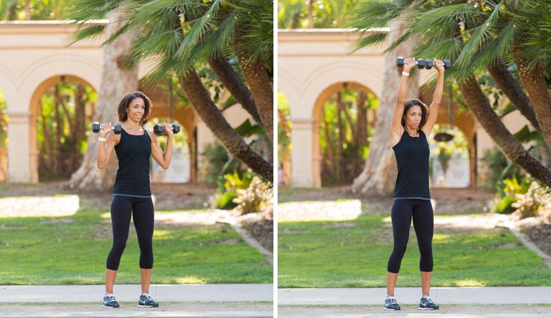 10-minute Shoulder Workout