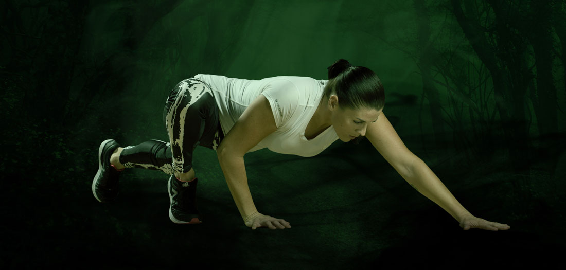 Halloween Workout: 7 Spooky Moves to Scare Off Weight Gain