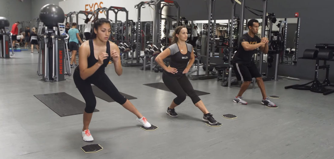 ACE Performance Series: Agility Workout   American Council on Exercise   Expert Articles   10/30/2015