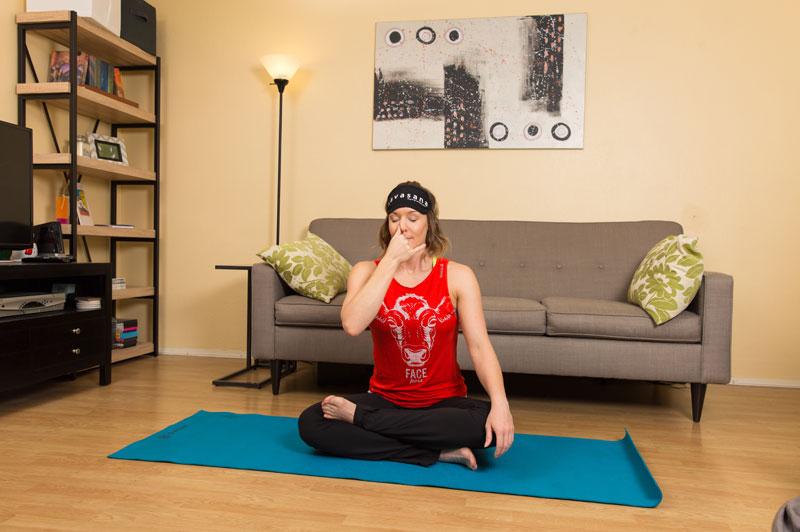 5 Yoga Poses To Do Before You Go To Sleep